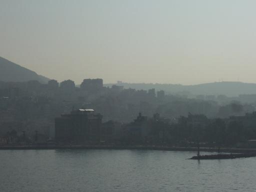 Kusadasi in the morning