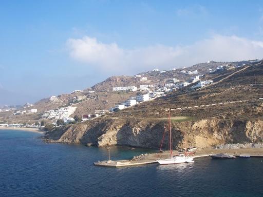Mykonos  The island