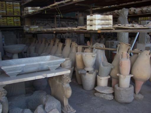 Pompeii  storage