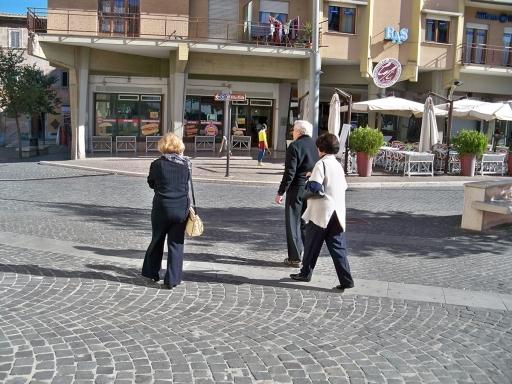 Arriving in Tivoli