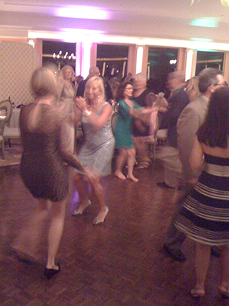 And they Danced to the Swing
