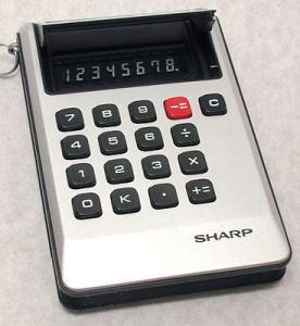 Portable Calculator