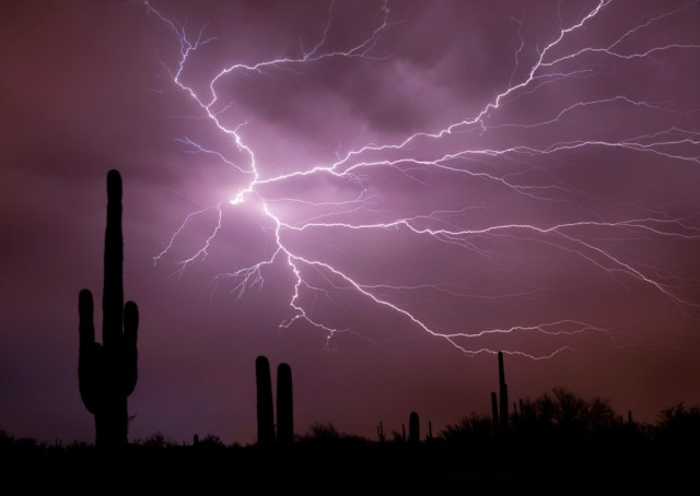 ArizonaLightningStorm Steve Porter
