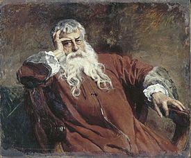 Ernest Meissonier, Self-portrait, 1889