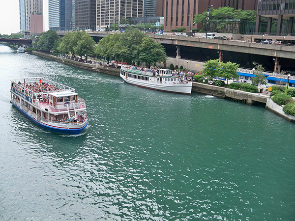 Chicago Boat excursion