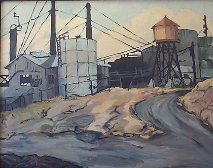 Bakersfield Refinery