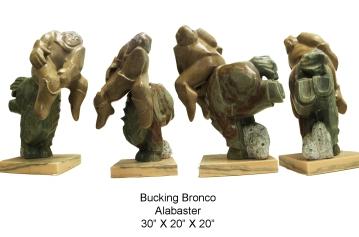 Bucking Bronco