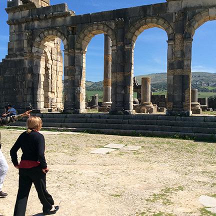 Arches of Volubilis