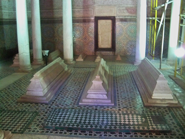 Sultan's tomb
