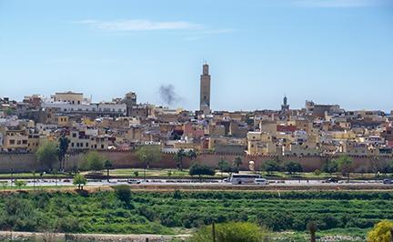 Walled City of Meknes
