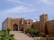 Main Gate of the Kasbah