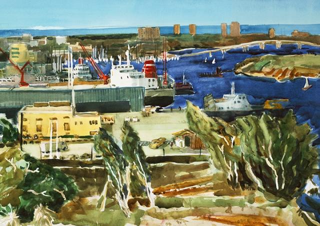 Port of Palm Beach Harbor