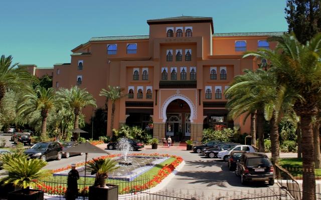 La Mamounia Hotel