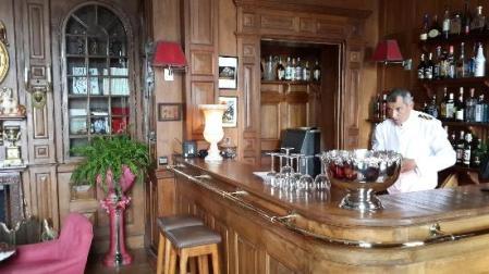 Cosy Bar at Villa Josephine