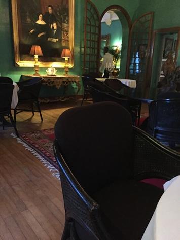 Dining Room at Villa Josephine