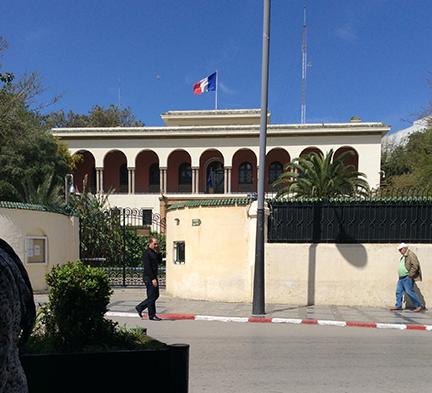 Fench Embassy
