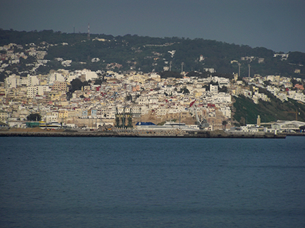 view of older Tangier