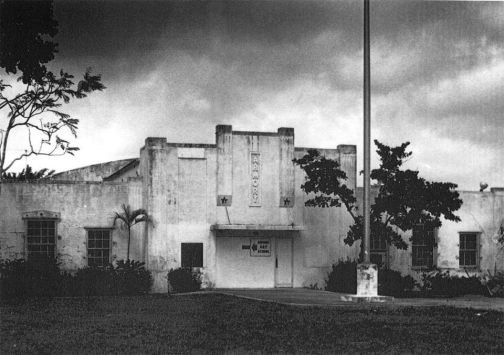 Armory Building in 1987