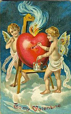 Antique_Valentine_1909_01 Wikipedia