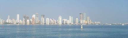 Modern Cartagena