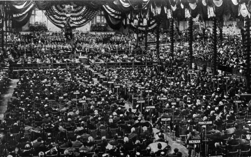 Republican convention 1900