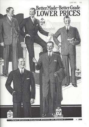 1920's Suits