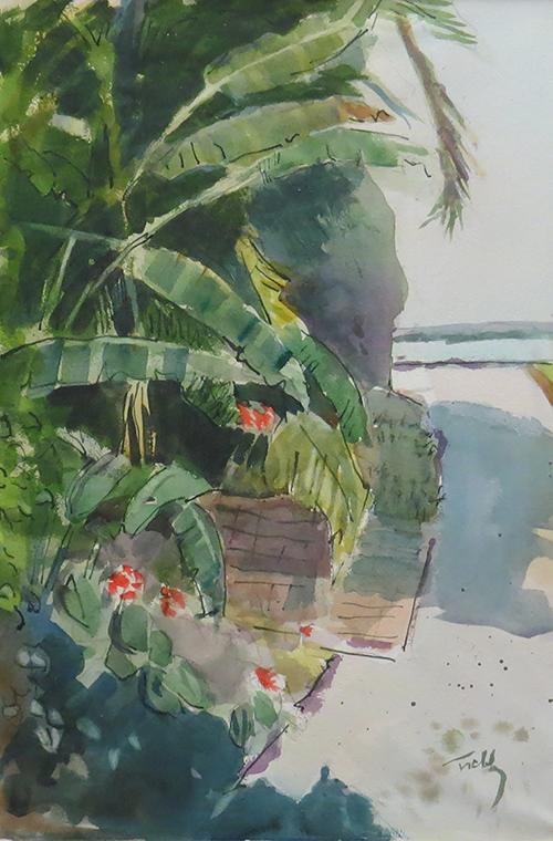 Spring Palms