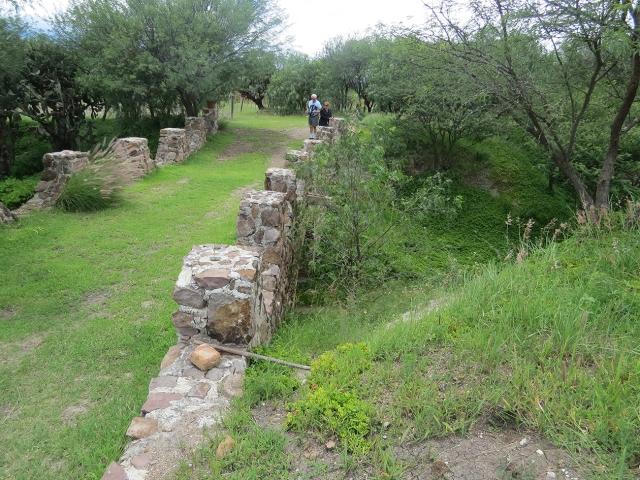 Bridge Across Ravine