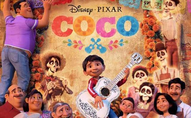 COCO, the movie