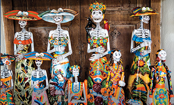 female day of the dead