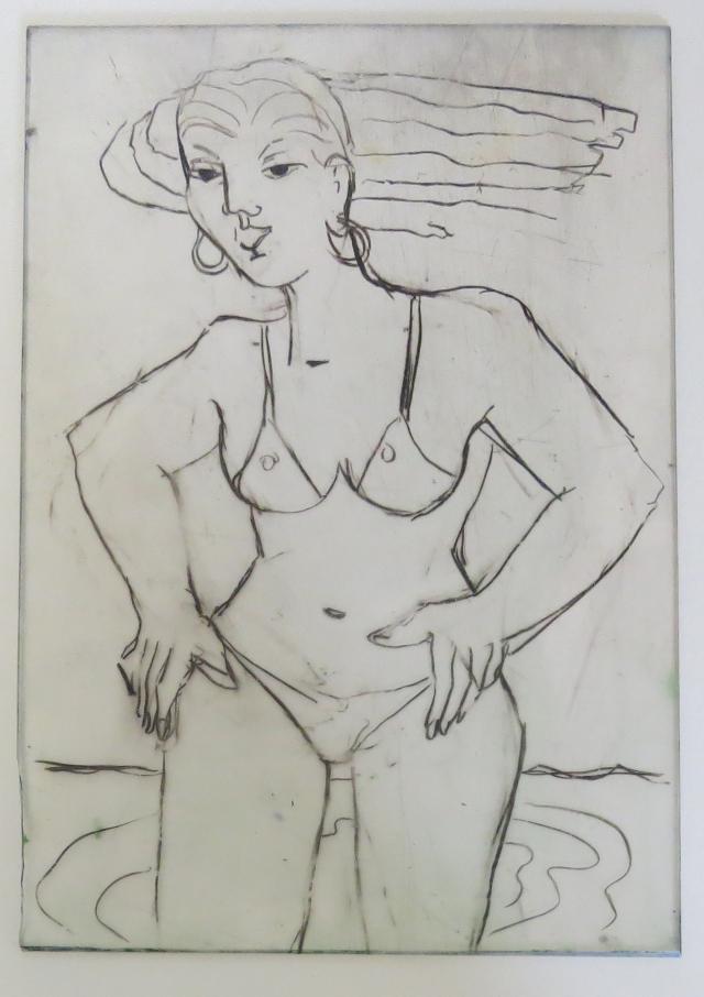 Monotype sketch