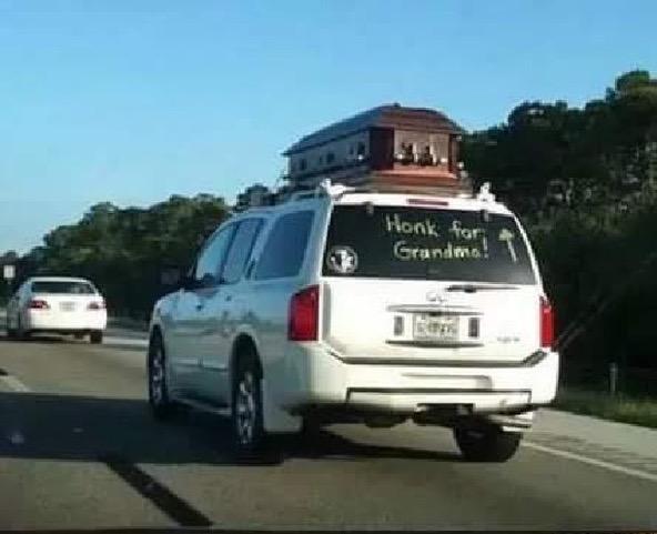 Honk for Grandma