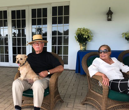 Teddy, Tom, and Jeanette